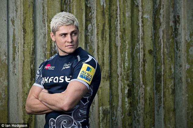 James O'Connor sale sharks super rugby