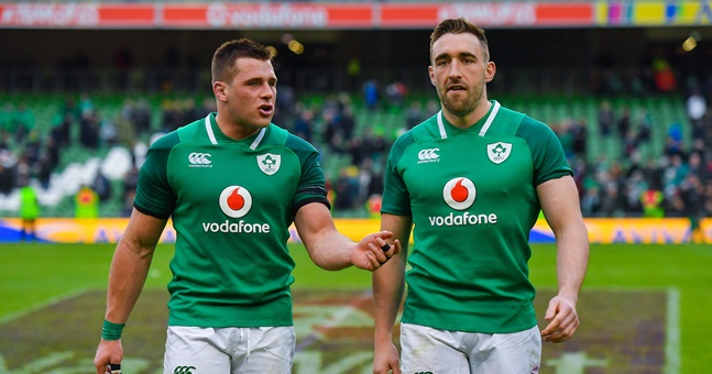 Jack Conan Irlanda rugby