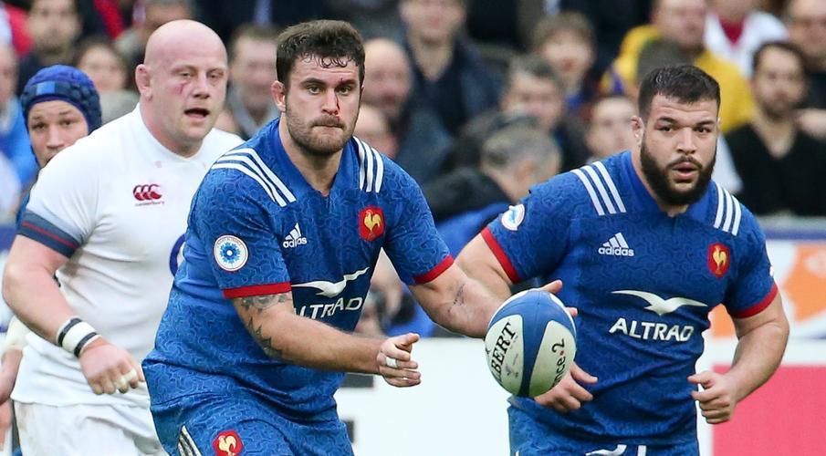 comprar camisetas rugby Francia